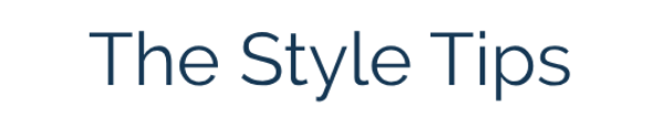 The Style Tips